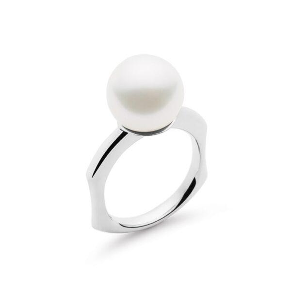 Faith Ring, White Gold-0