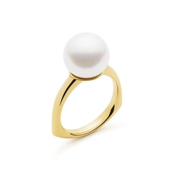 Kailis Hope Pearl Ring 18ct Yellow Gold