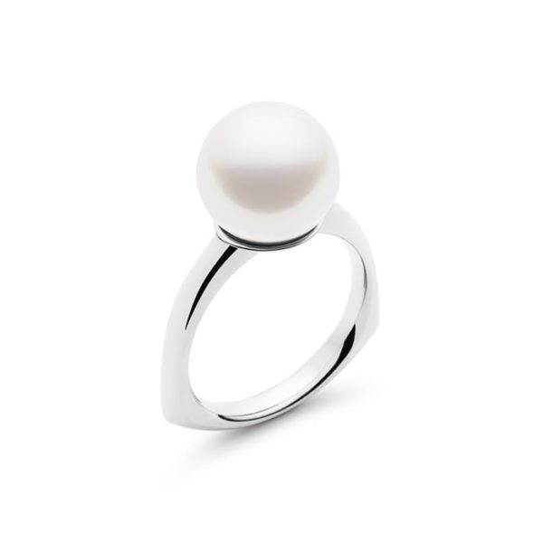 Kailis Hope Pearl Ring 18ct White Gold