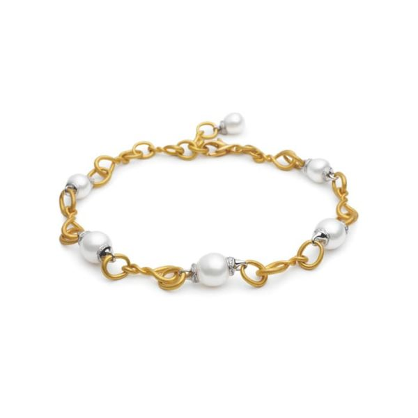 Kailis Aria Pearl Necklace 20ct Gold