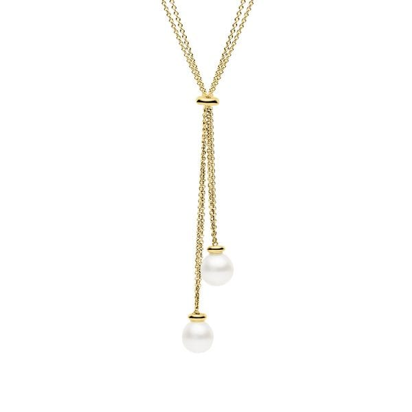 Kailis Tranquility Lariat Pearl Necklace, 18ct Gold