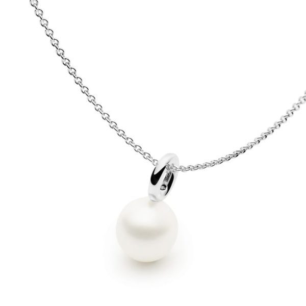 Kailis Tranquility Pearl Pendant 18ct White Gold