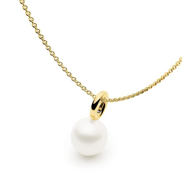 Kailis Tranquility Pearl Pendant 18ct Gold