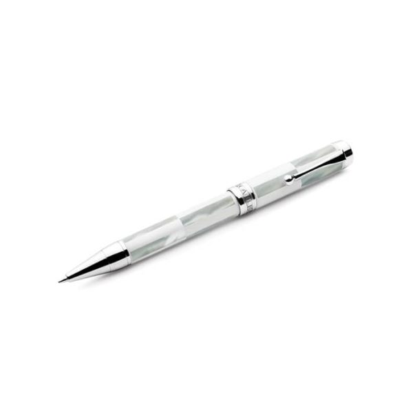 Kailis Mother of Pearl Luxury Pen White Enamel