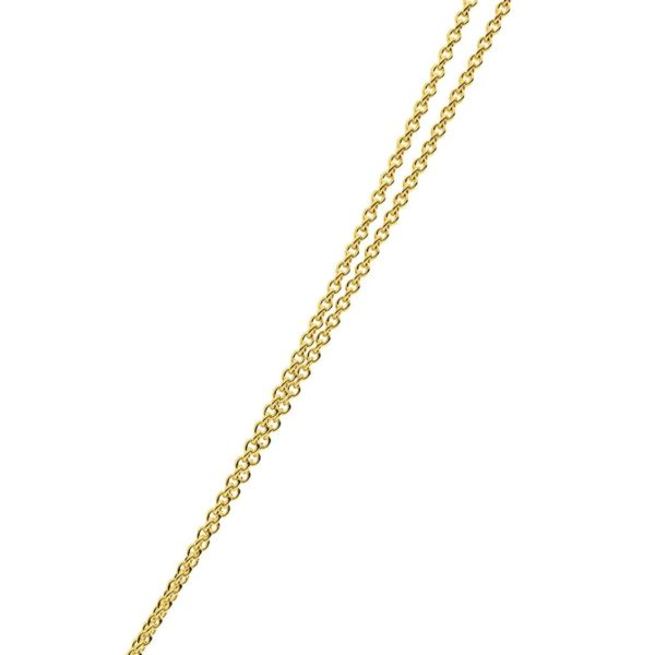 Kailis Double Trace Chain 18ct Yellow Gold