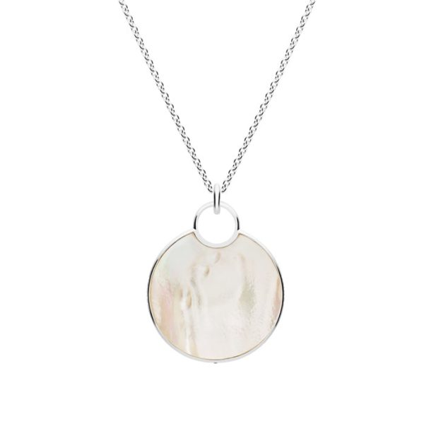 Kailis Mother of Pearl Reflection Necklace Large