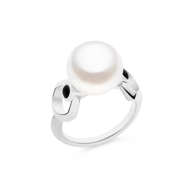 Kailis Silver Odyssey Pearl Ring