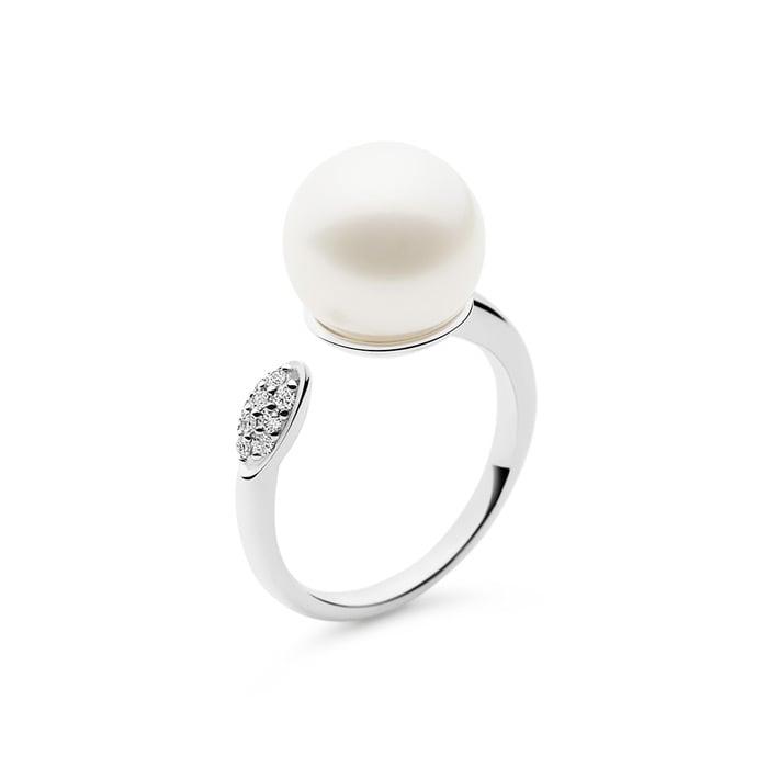 Kailis Galene Ring, 18ct White Gold