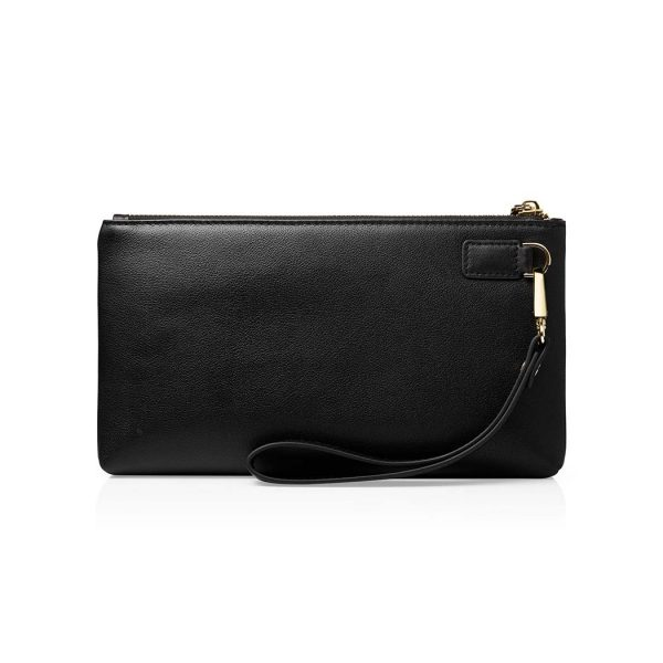 Kailis Leather Clutch