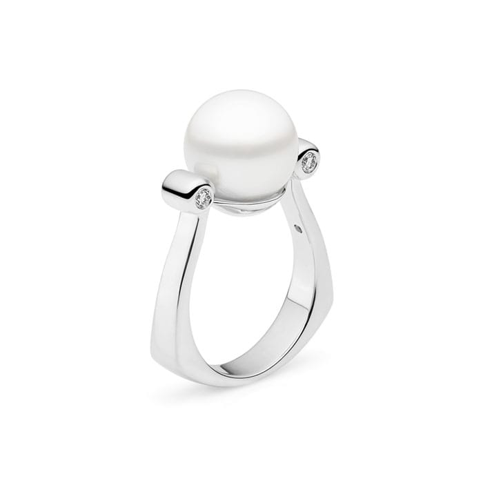 Kailis Olympus Ring, 18ct White Gold
