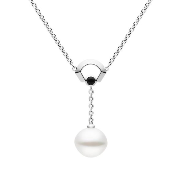 Odyssey Negligee Pearl Necklace-0