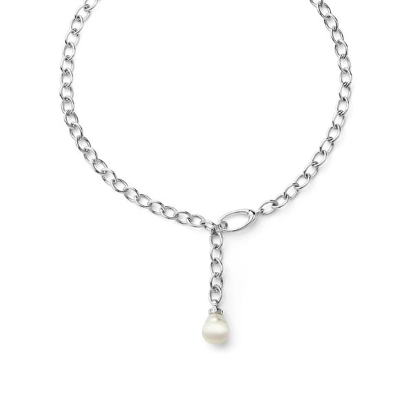 Nautical Necklace, Sterling Silver | Kailis Australian Pearls