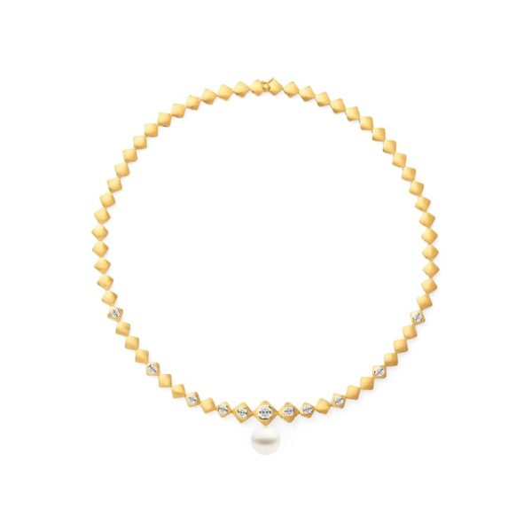 Royal Meridian Necklace, 18ct Yellow Gold